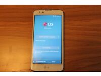 LG K8 4G Mobile Phone - as NEW