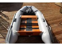 Seago 2.6 metre inflatable boat