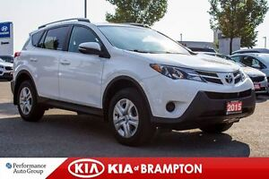 2015 Toyota RAV4 LE|HTD SEATS|BLUETOOTH|CAMERA|CRUISE CTRL