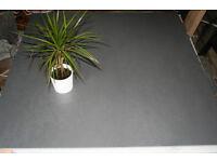 120x120cm Dark Grey Porcelain Tiles