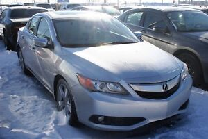 2013 Acura ILX PREMIUM, S/ROOF, LEATHER, AUTO, ALLOYS