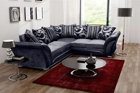 Brand New -- Shannon Corner Or 3+2 Seater Sofa -- Same Day Deliver -- High Quality