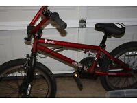 Red Voodoo BMX Bike £50