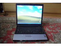 SONY VAIO VGN BX195SP LAPTOP WITH WEBCAM
