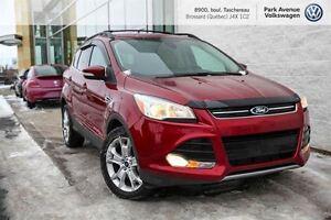2013 Ford Escape SEL + NAV + PNEUS HIVER INCLUS ! * 63$ / SEM *