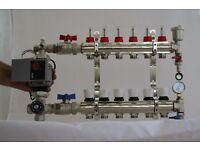 Underfloor Heating Manifolds - BRAND NEW