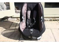 Maxi Cosi car seat- 9-18kg good condition, £20