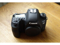 canon 6d mark ii Body only - like new