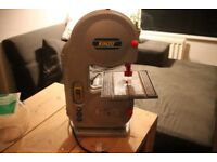 Kinzo 240V Bandsaw - 200 x 240mm cutting bed ideal for modelmaking.