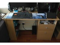 2 Computer Desks