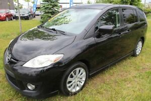 2010 Mazda Mazda5 GT, toit, mags, ac, elect groupe.... 6 PASSAGE