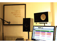Recording Studio in East London Dalston