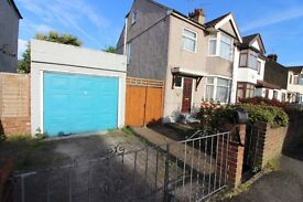 5 Bedrooms, 1 Study room, 2 Toilets and Bathrooms, Garage and massive garden Semi-detached House-