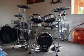 Roland TD 20 Electric drum kit