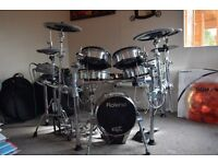Roland TD 20 Electric drum kit
