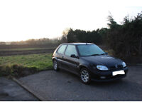 2003 Citroen Saxo VTR *Great Condition, low miles*