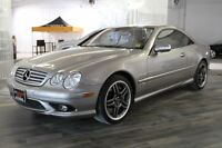 2006 Mercedes-Benz CL-Class Navigation, Heated cooled seats, 6.0