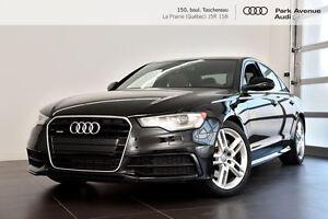 2014 Audi A6 2.0 TFSI PROGRESSIV S LINE+NAV+TOIT !