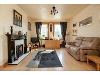 Modern bright comfortable flat with on street parking, easy access to centre, garden and CT band A