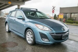 2010 Mazda 3 S Sport Clean Manual Roof Racks!