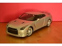 Nissan GTR RC Car - Working Lights -can be used for spare parts
