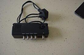 TV Ariel Amplifier