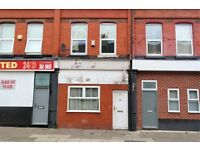 101 Anfield Rd, Anfield. Studio flat with DG. Fitted carpets & fitted kitchen. LHA welcome