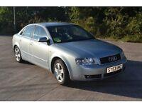 Audi A4 2.0SE Blue 2003