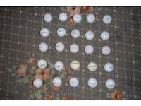 TOPFLITE golf balls
