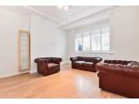A spacious 3 bed house with a private garden & parking in Wimbledon Chase. Buckleigh Avenue SW19