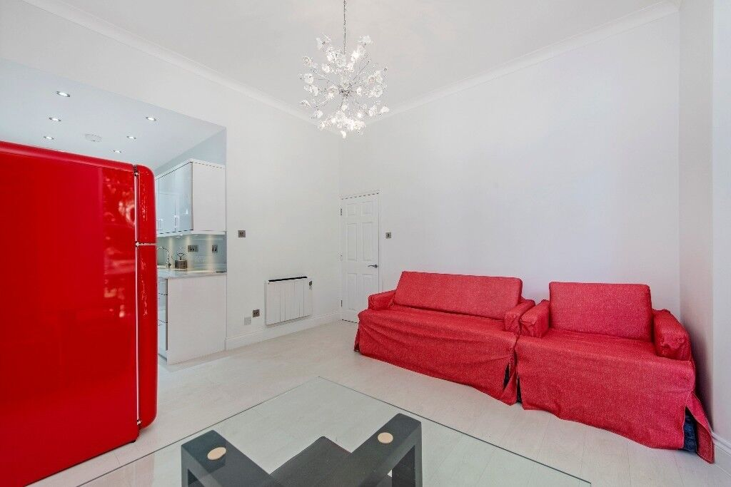 A beautifully presented one bedroom in Bayswater