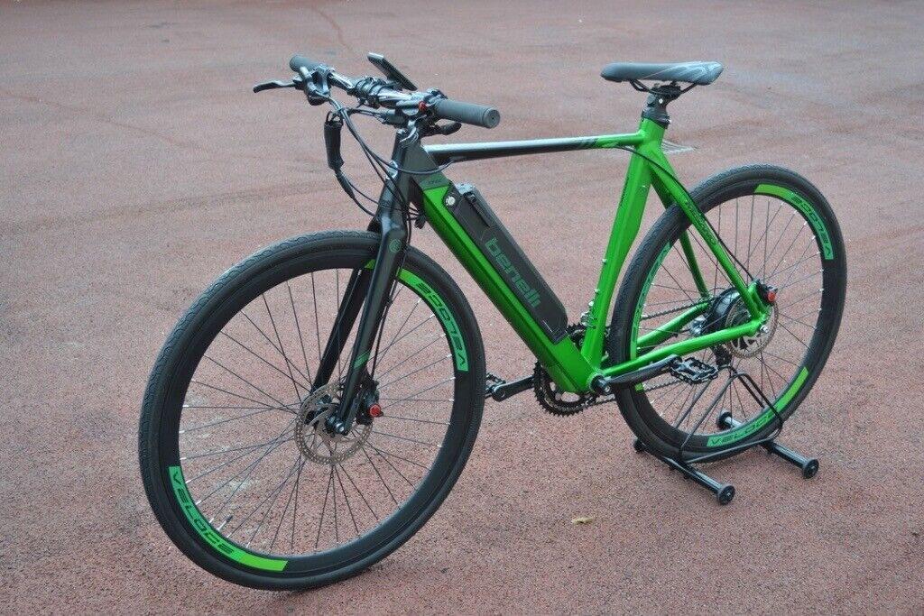 Electric Bike - Benelli e Misano - Like New | in Abingdon, Oxfordshire |  Gumtree