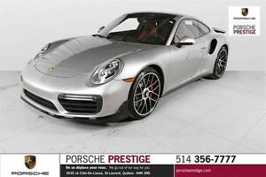 2017 Porsche 911 Turbo  Coupe Pre-owned vehicle 2017 Porsche 911