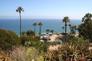 California coast Rv rentals