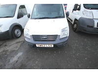 FORD TRANSIT CONNECT T-200 – 62-REG (2013)