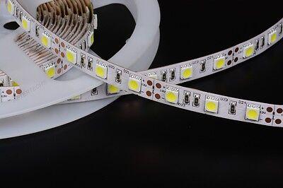 SMD5050 5m 60w 300 LED STRIP STRISCIA BIANCO NEUTRO C2F2