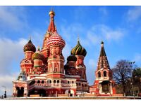 Native Russian language speaker - tutor, teacher, translator