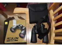 binoculars nikon aculon a211 12x50