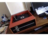 record player Fidelity retro record player good condition