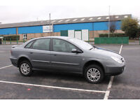 2003 Citroen C5 2.0 HDI NEW CAMBELT MOT until Oct only 85k miles CRUISE CONTROL