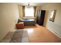Lovely Twin Room for 1 month in Camden Town, fast Wifi Included, 4min to Mornington Crescent, 60D