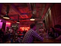 Pizza Punks are looking for an experienced AGM for their busy Glasgow restaurant & bar.