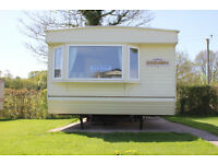 Willerby Bermuda 2002 on Llwyn Celyn Holiday Home Park, Newtown