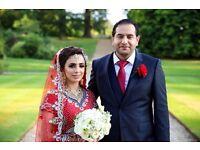 Wedding Photography Videography Muslim Bengali Pakistani Asian Female Male Photographer Videographer