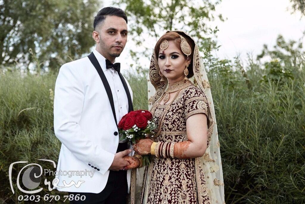 Asian Wedding Photographer Videographer London | Leyton |