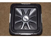 KICKER L7 SUBWOOFER - 6x9 -SPEAKERS - AMPS- COMPLETE CAR SET UP
