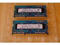 8GB RAM DDR3 4x2GB