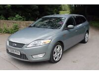 Ford Mondeo Estate Titanium X 2.0 TDCI- Has All Optional Extra's MOT Feb 18 Service History Etc..