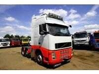 2007 57 PLATE VOLVO FH 480 6X2 TRACTOR UNIT EURO 5 ARTIC FOR SALE DAF TRACTOR TIPPING TRAILER MAN