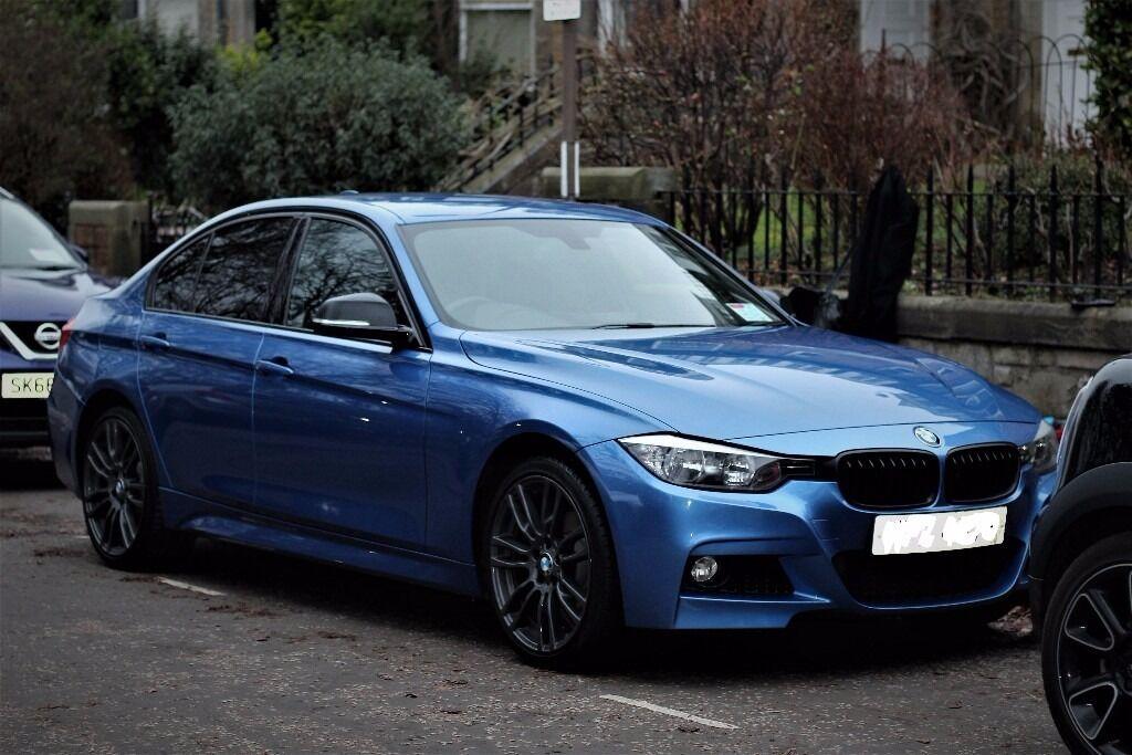 F BMW I MSport XDrive In Murrayfield Edinburgh - Bmw 320i m sport